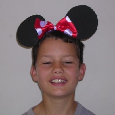 5 oreilles de Mickey