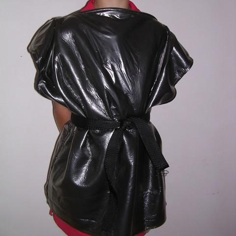 8 blouses Mulan + ceintures